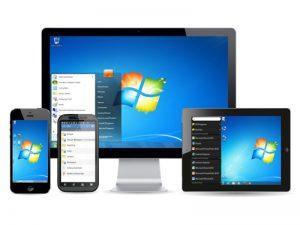 desktop virtuel