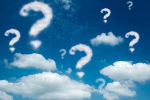 3 questions à propos de l'informatique Cloud