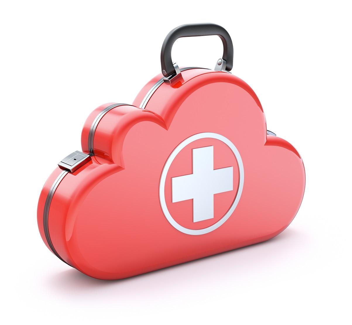 Informatique Cloud dans une valise