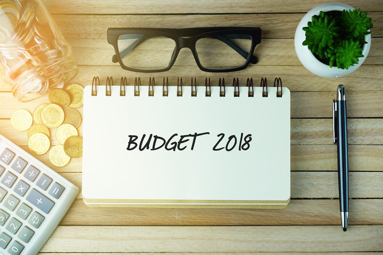 budget informatique 2018