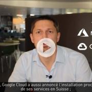 Cloud public pour les PME en Suisse