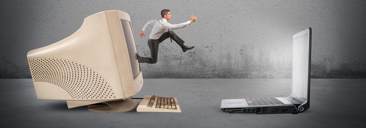 Changer d'informatique