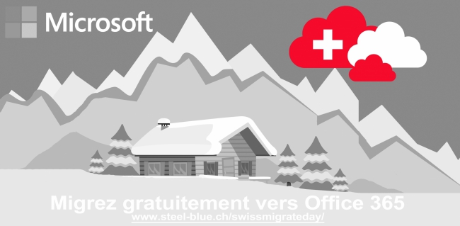 Office 365 Swiss Migrate day